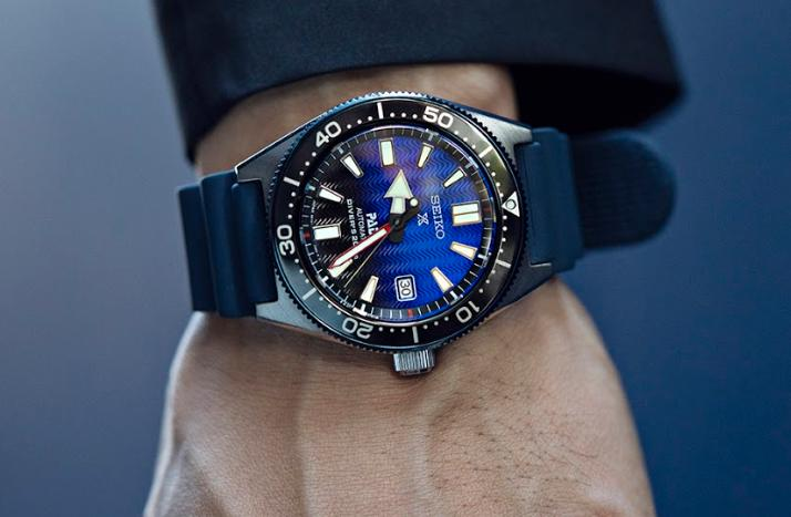 Top 6 Japanese Dive Watches