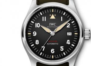 Hands-On with the New IWC Spitfire
