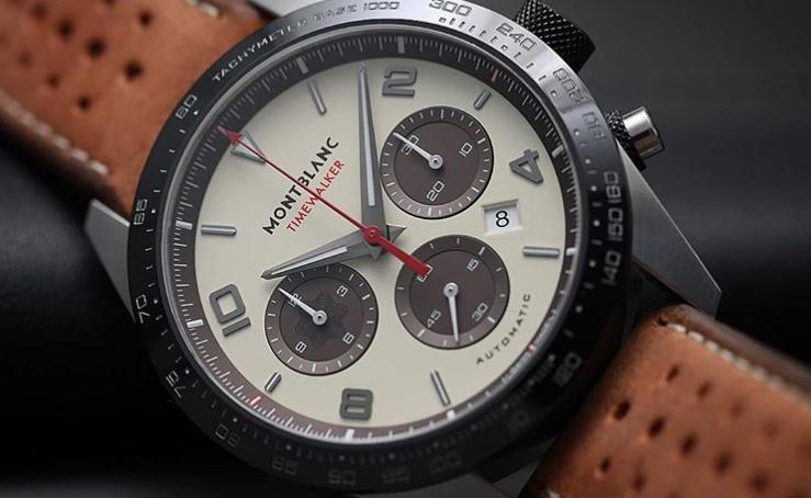 Hands-On with Montblanc TimeWalker Chronographs