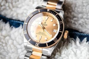 Top Choices for Men's Gold Watches