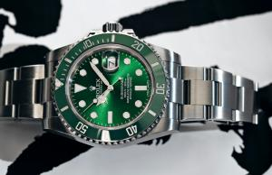 Why the Rolex Hulk Watch is So Popular