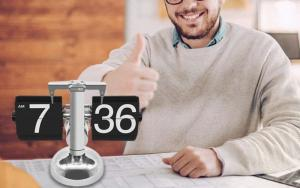 5 Desk Clocks Perfect for Your Office