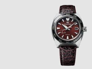 A Closer Look at the Grand Seiko Godzilla Watch