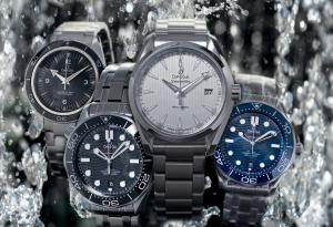 Most Popular Omega Seamaster Models