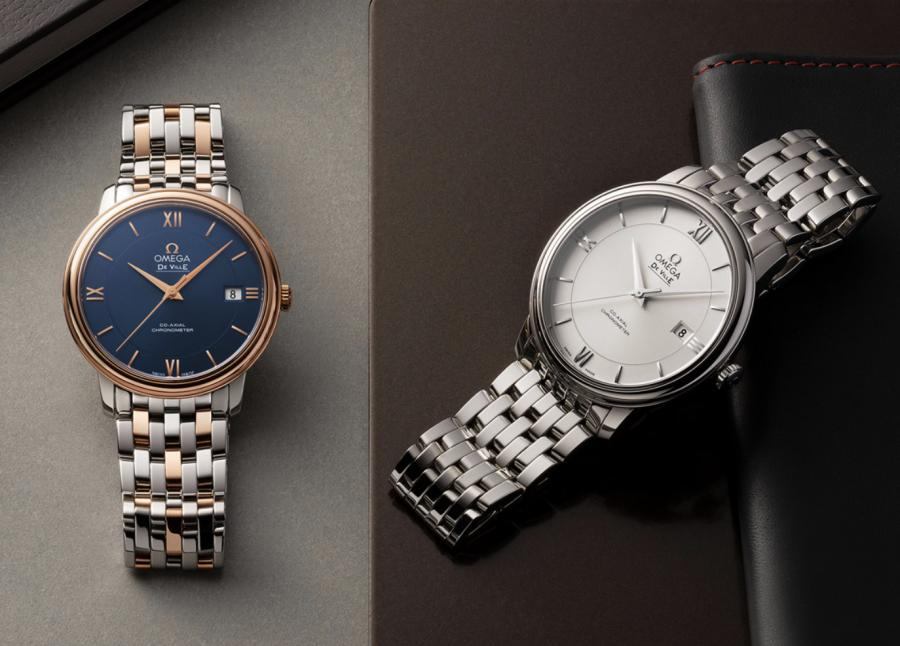 Closer Look at the Omega De Ville Watch