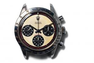 Famous Watches That Have Fetched Big Bucks at Auctions
