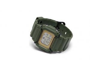 Casio & Hershel Create One Unique G-Shock