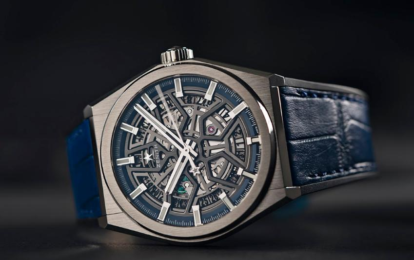 Zenith Watches: Closer Look at the Defy Collection