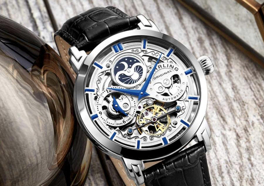 4 Affordable Skeleton Watches (Under 500)