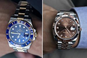 Rolex Submariner vs. Rolex Datejust