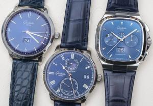 History of Glashutte Original Watches