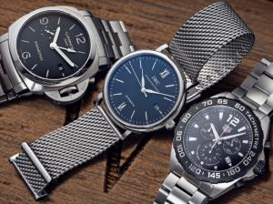 Different Types of Watch Straps to Consider