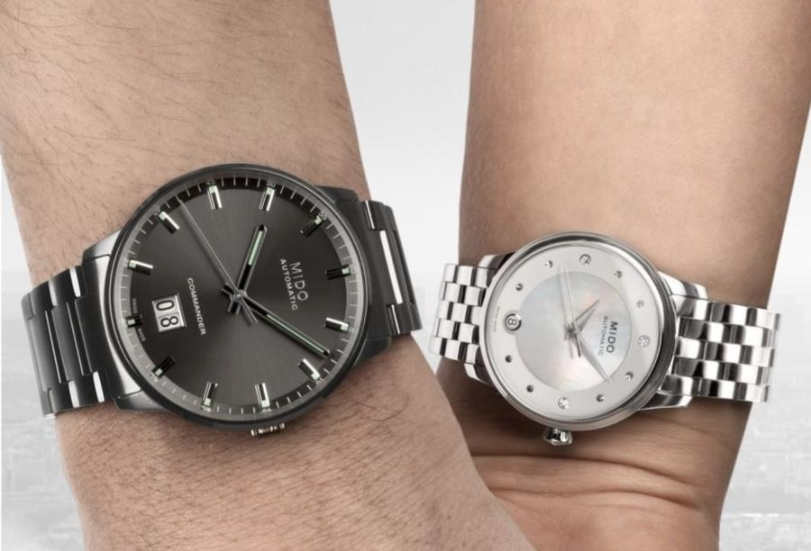Mido watches by ohmyclock.com