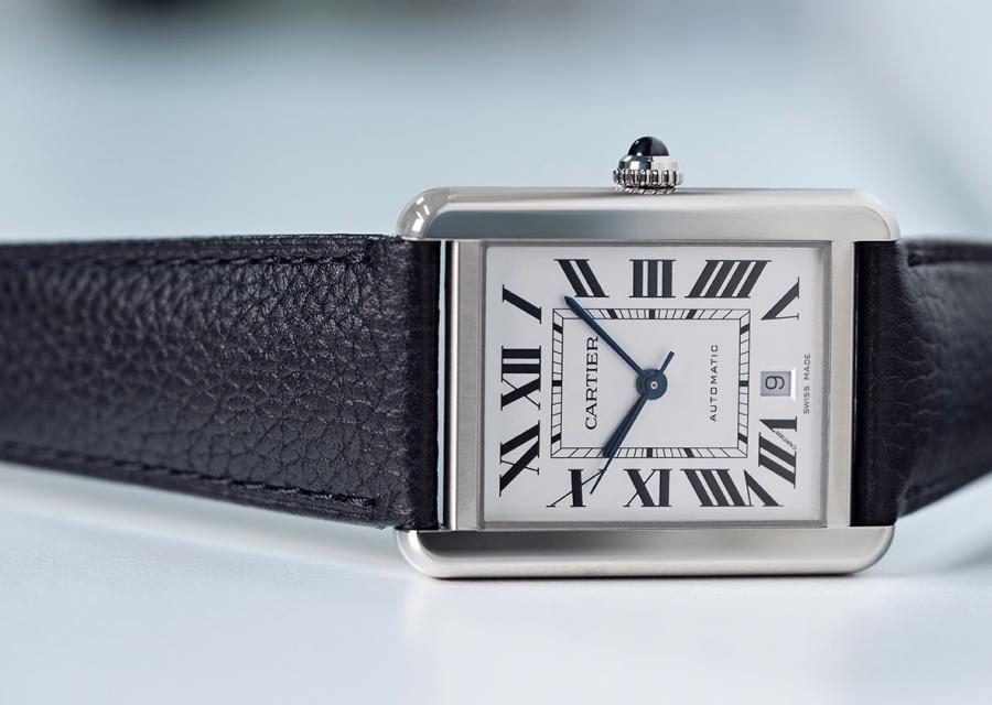 Top 6 Cartier Men's Watches