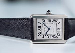 Top 6 Cartier Men's Watches
