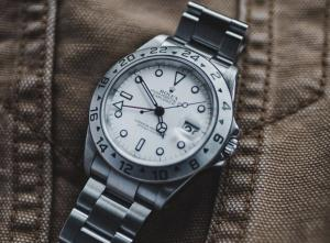 Closer Look at the Rolex Explorer II