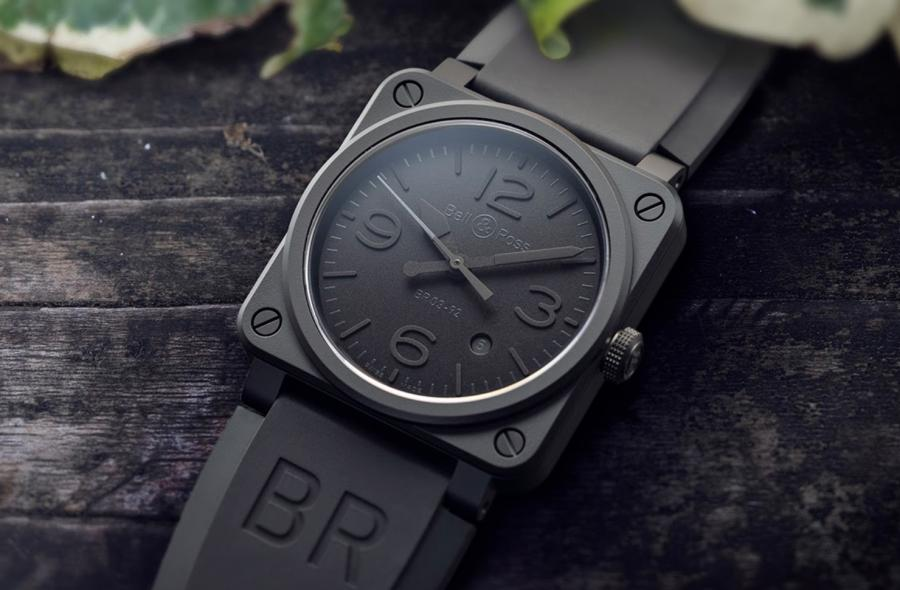 Best All-Black Watches for Men