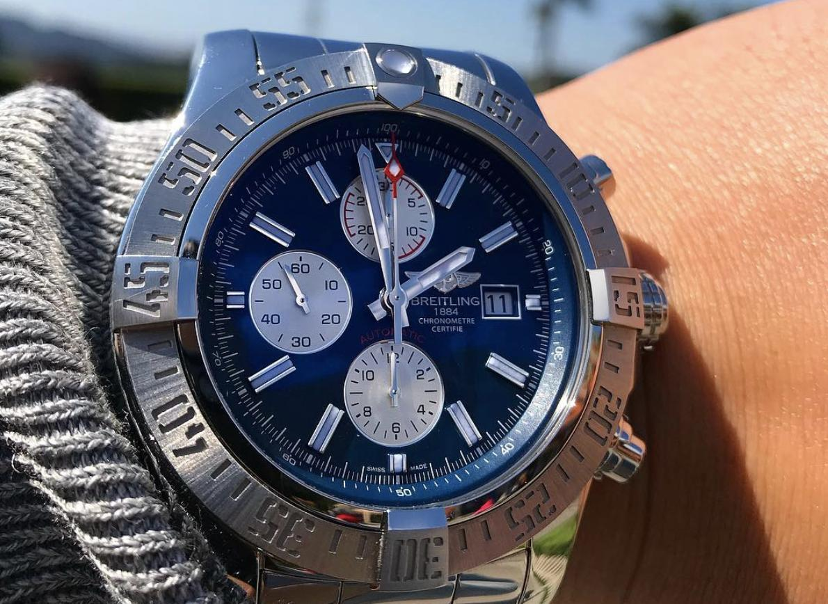 Closer Look at the Breitling Avenger Collection