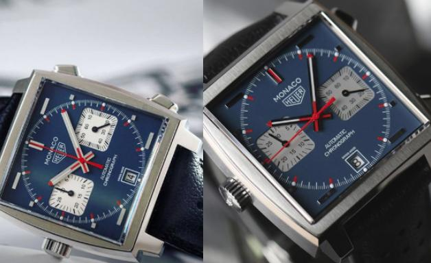 History of TAG Heuer Monaco Watch