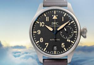 5 Reasons the IWC Big Pilot is a Great Watch