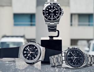 Watch Guide to Different Types of Watch Materials