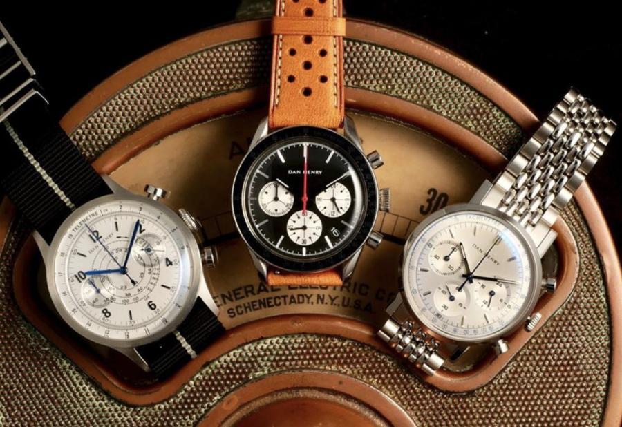 Top 5 Dan Henry Watches