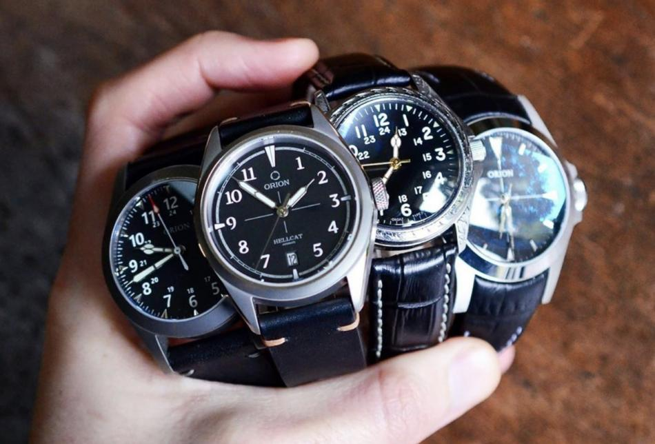 A Closer Look at Orion Watches