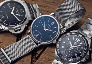 3 Most Common Watch Styles