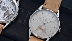 History of NOMOS Glashütte Watches