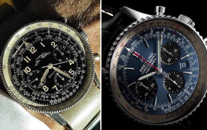 The History of the Breitling Navitimer
