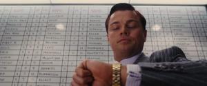 Leonardo DiCaprio's Watches in Movies