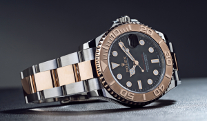 Luxury Lifestyle: Watches and Yachts