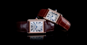 The History of the Cartier Tank