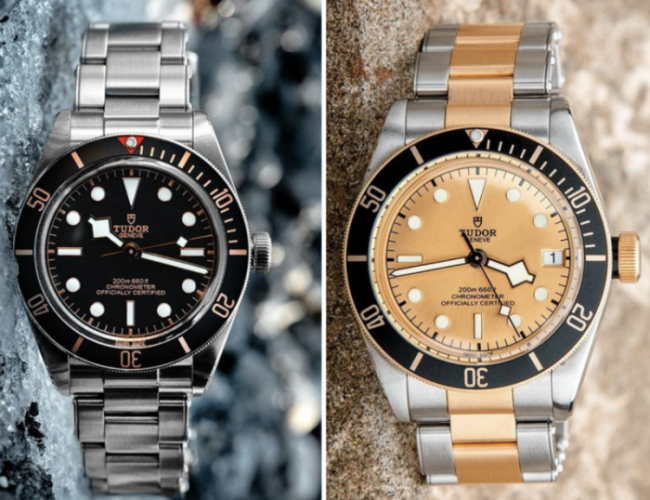 Why the Tudor Heritage Black Bay is an Excellent Entry Level Watch