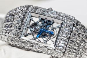 Floyd Mayweather's 'Billionaire' Watch