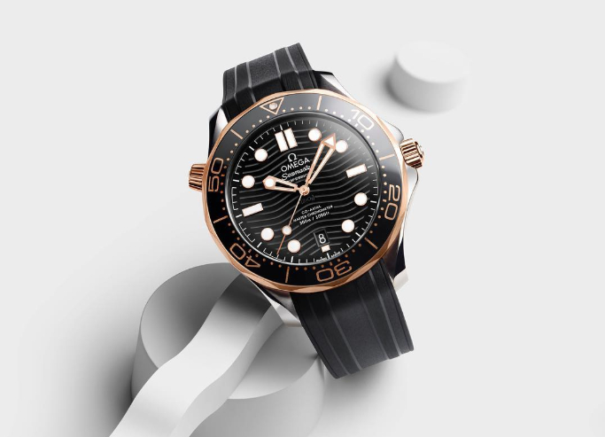 The History of the Omega Seamaster 300