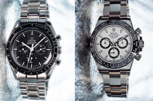 Omega Watches Vs. Rolex Watches: Which Brand is Right for You?