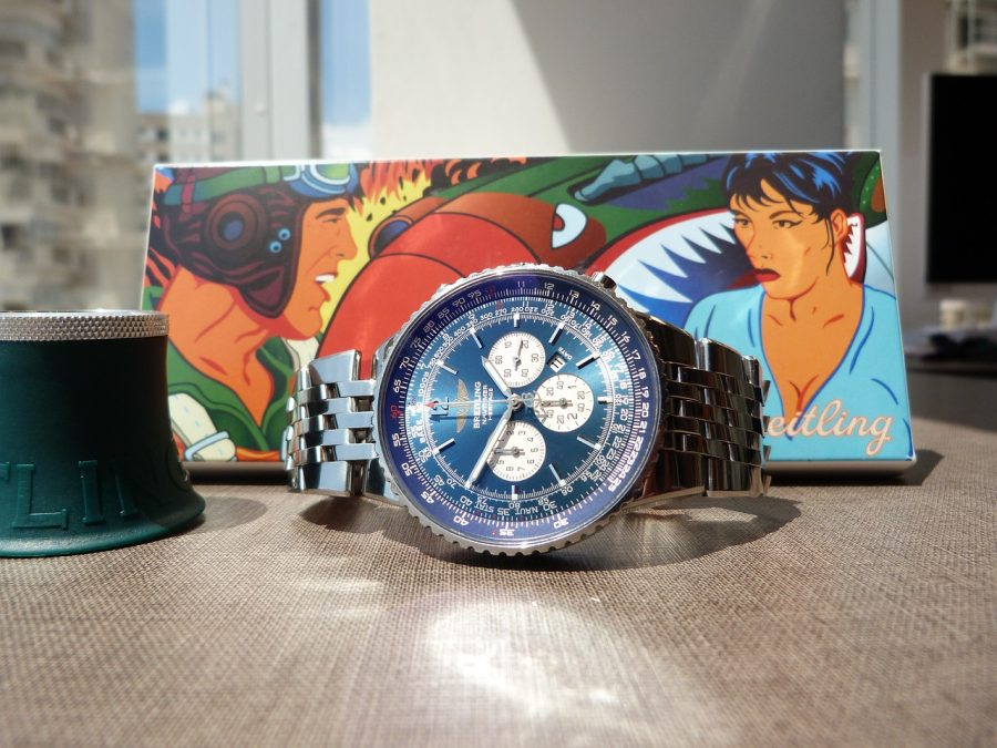 Breitling Watches: Top 5 Collections