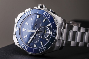 Hands-On with the TAG Heuer Aquaracer