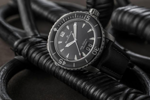 Why Blancpain Fifty Fathoms is a Great Choice