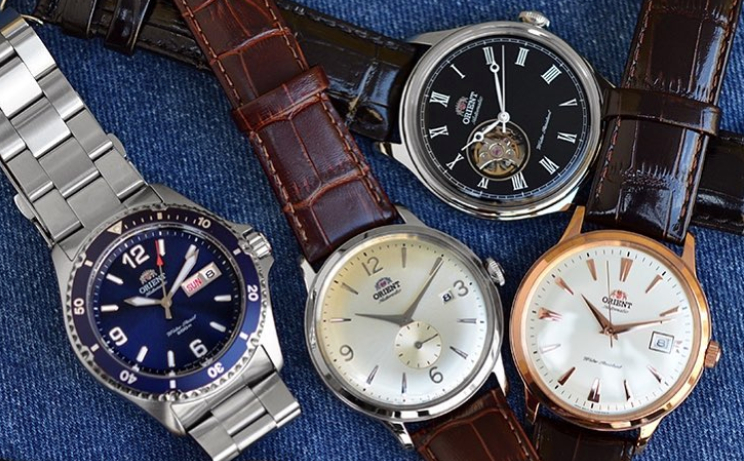 Orient Watches: Top Collections