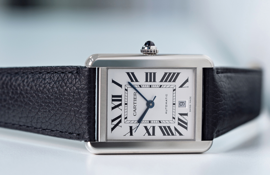 Hands-On with the Cartier Tank