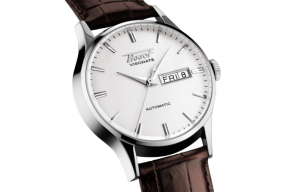 History of the Tissot Visodate
