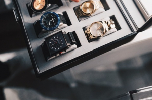 Watch Case and Cabinets to Hold Your Timepieces