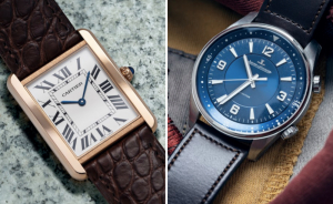 Choosing Between Cartier and Jaeger-LeCoultre