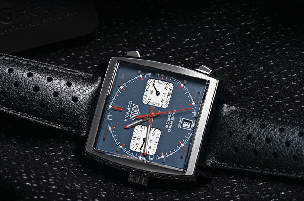 Hands-On with the TAG Heuer Monaco