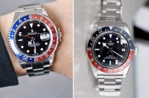 Rolex Pepsi vs. Tudor Pepsi