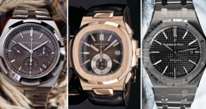 Luxury Watch Brands: The Holy Trinity of Watchmakers
