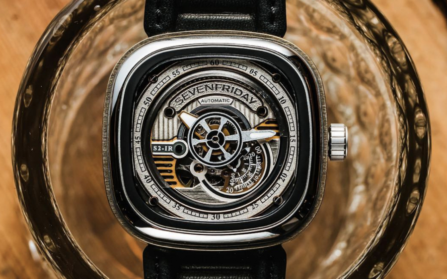 Introduction to Sevenfriday Watches