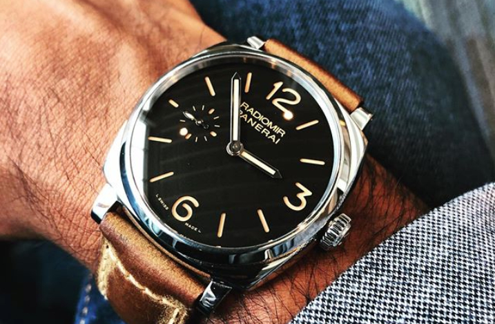 Why the Panerai Radiomir Series Is a Great Pick